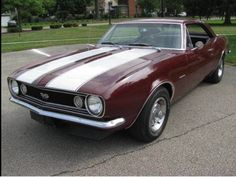 1967 Chevrolet Camaro Pictures: See 591 pics for 1967 Chevrolet Camaro. Browse interior and exterior photos for 1967 Chevrolet Camaro. Get both manufacturer and user submitted pics. American Classic Cars, Truck Wheels, Hot Rod Trucks, Chevrolet Camaro, Vroom Vroom, Cars And Motorcycles, Muscle Cars, Dream Cars, Antique Cars