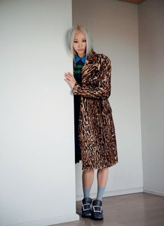 Cool Chic Style Fashion - Soo Joo Park by Caitlin Cronenberg for Grey Magazine