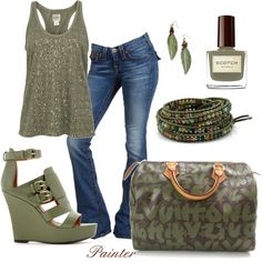 """""""~Olive~"""" by mels777 on Polyvore"""