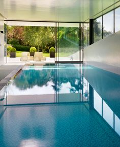 Gregory Phillips Architects, Guildford Remodeling | indoor pool