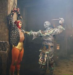 """Mil Mascaras vs. the Aztec Mummy"" follows the famous luchador Mil Mascaras as he battles the forces of evil alongside other famous Mexican wrestlers."