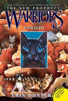The Fifth book in the second warriors series - Twilight - Continuing on from Starlight