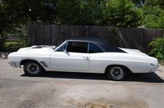 1967 Buick GS 400 Coupe