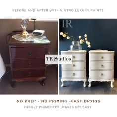 Dresser As Nightstand, Bedside, Subtle Textures, Paint Finishes, Queen Anne, Wall Colors, Easy Diy, Studios, Luxury