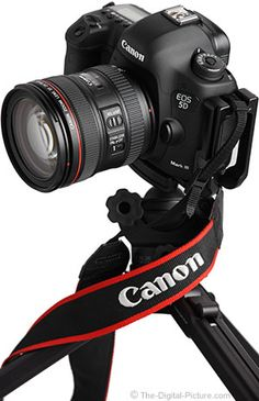 Canon DSLR Camera & Lens Reviews -- find yours, check out the review .. comprehensive reviews on all lenses. Excellent.
