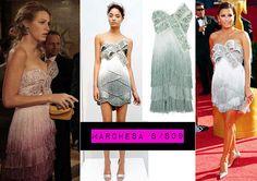 Marchesa dress from GG