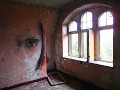 Amazing Street Art♡♡..   Adnate