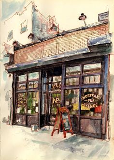 Nostrand Avenue Pub | Stephen Gardner