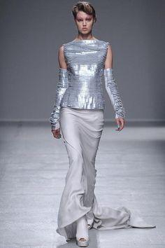 Paris Fashion Week, SS '14, Gareth Pugh