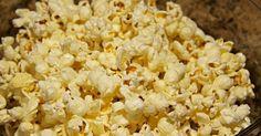 Incrível! Como fazer pipoca de micro-ondas com milho comum - # #pipocademicroondas