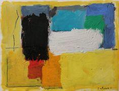 São Mamede - Galeria de Arte  Manuel Salinas Sem Título 160)18 Óleo x Papel 50 cm x 65 cm