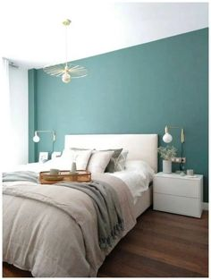 Best Bedroom Colors for Sleep . Best Bedroom Colors for Sleep . 99 Best Bedroom Paint Color Design Ideas for Inspiration Best Bedroom Colors, Bedroom Color Schemes, Colors For Bedrooms, Small Bedroom Paint Colors, Teal Bedrooms, Teal Paint Colors, Modern Bedrooms, Gray Paint, Colour Schemes