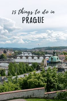 15 things to do in Prague