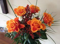B-day roses