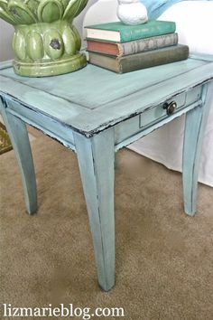 Chalk Painted Furniture - 4 Videos On How..