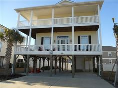 House vacation rental in Garden City Beach from VRBO.com! #vacation #rental #travel #vrbo
