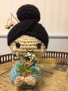 Ravelry: Craftwow's Chinese New Year Doll