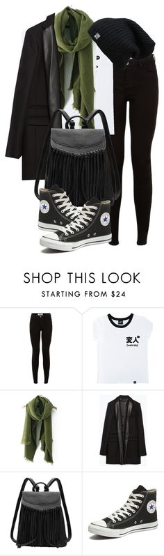 """""""Untitled #1749"""" by itsmeischoice on Polyvore featuring Illustrated People, Zara and Converse"""