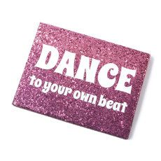 Dance to Your Own Beat Wall Canvas