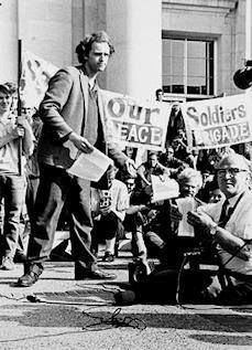 Mario Savio, free speech UCBerkeley