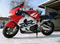1999 CBR 900 RR