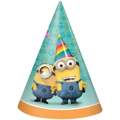 Despicable Me Party Hats (8)