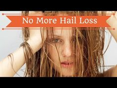No more hair loss! By using this, your hair will stop falling and will start to grow - YouTube