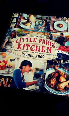 My new favorite cookbook...bought it in New Orleans :)