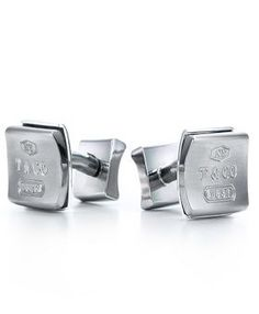 Tiffany cuff links