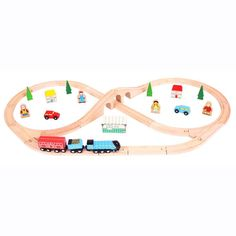 BigJigs+Mallard+Train+Set