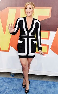 Amy Schumer at the #MTVMovieAwards