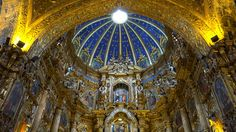 Great video footage of Old Town Quito and its attractions.