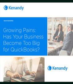 The vast majority of companies start out by using QuickBooks as their first accounting product. Most of the organizations gradually implement various workarounds, as the pain points of relying on a. Web Technology, Latest Technology News, Information Technology, Software Testing, Software Development, Big Data Technologies, Enterprise Architecture, Small Business Solutions, Information Processing