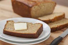 Low-Carb Sugar-Free Banana Bread Recipe