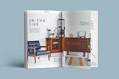 A4 Free Magazine Mockup