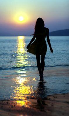 ✿ ❤ Silhouette....