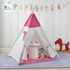 Deti sa radi hraju na skrývačku a tento stan im poskytuje skvelé miesto na skrytie alebo na hranie. Tento stan je skvelým doplnkom rôznych hier a dobrodružstiev, fantázii sa medze nekladú. #premiumXL Kids Room, Ebay, Room Ideas, Products, Pink, Kids Shop, Alcohol Games, Boys Playing, Toys