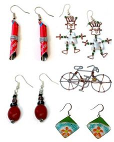 Recycled jewelry!