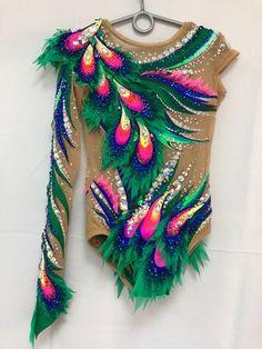 Gym Leotards, Rhythmic Gymnastics Leotards, Synchronized Swimming, Ice Skating Dresses, Artistic Gymnastics, Belly Dance Costumes, Dance Outfits, Dance Wear, Color