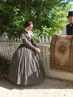 Slumming It by Lady-Lovelace on DeviantArt Victorian Women, Victorian Fashion, Vintage Fashion, Victorian Dresses, Steampunk Fashion, Gothic Steampunk, Steampunk Clothing, Victorian Gothic, Gothic Lolita