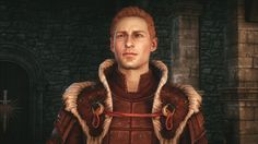 No shit, the only reason I sided with the mages in Dragon Age: Inquisition was so I could see King Alistair. Totally worth it.