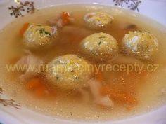 Knedlíčky z míchaných vajec