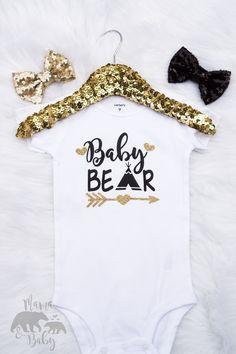 MamaAndBabyBears.com   Mama Bear Raglan and Mama Bear Onesie
