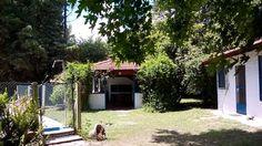 Casa quinta Achalay, tierra mojada
