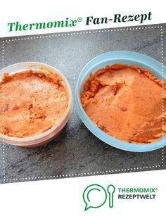 Tomatenbutter von krümel1904. Ein Thermomix ® Rezept aus der Kategorie Saucen/Dips/Brotaufstriche auf www.rezeptwelt.de, der Thermomix ® Community.