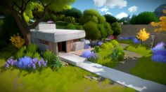 THE WITNESS - PS4, vår recension: http://www.senses.se/the-witness-recension/