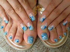 Abstract : Cute Nail Designs For Short Nails - Beautiful Toe Nail Art Designs Nail Art Designs, Nail Designs Pictures, Nail Art Pictures, Toe Nail Designs, Acrylic Nail Designs, Acrylic Nails, Get Nails, Fancy Nails, Pretty Nails