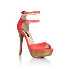 Arlie Double ankle strap sandal | Stylistpick