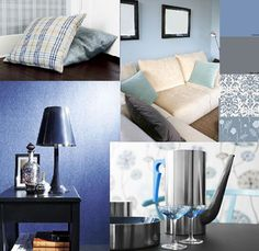Sininen on klassikko. www.k-rauta.fi #sisustustrendit