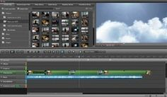 This is a superb collaborative video editing suite in the cloud. You and your class can invite each other as collaborators. It has a great range of tools and toys to make some great movies. Host your video on the site or export to YouTube or Vimeo.
